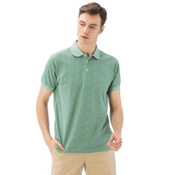 Nautica Erkek Yeşil Kısa Kollu Polo
