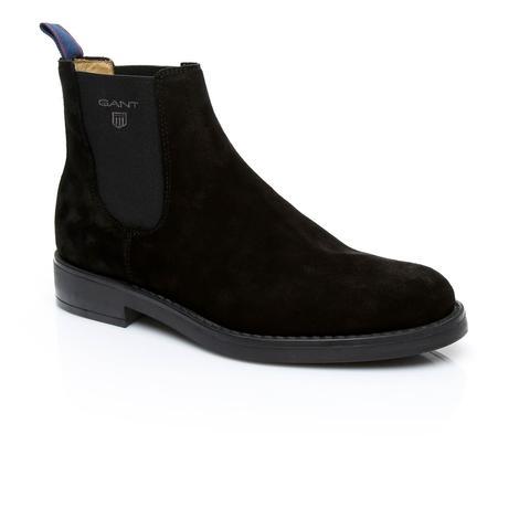 Gant Oscar Erkek Siyah Bot & Çizme