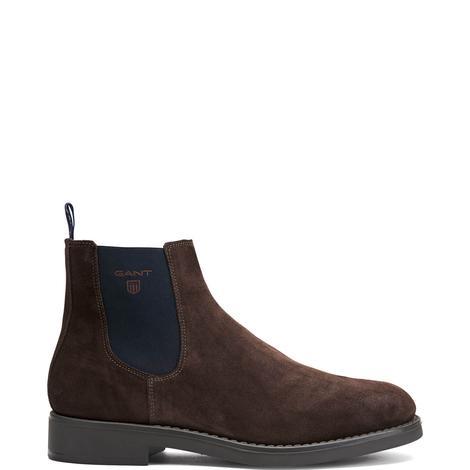 Gant Oscar Erkek Kahverengi Bot & Çizme