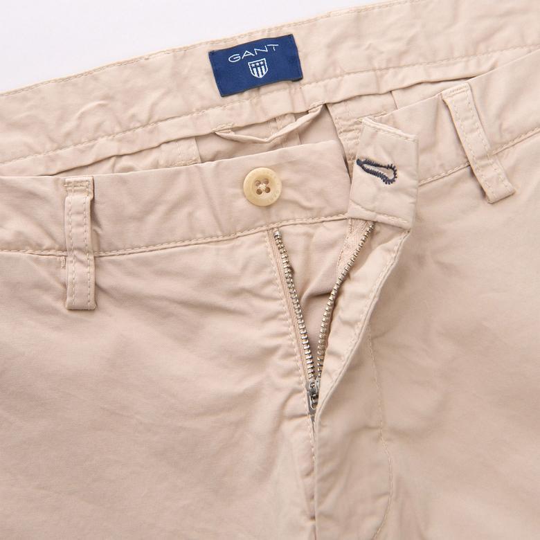 GANT Erkek Kum Beji Chino Pantolon