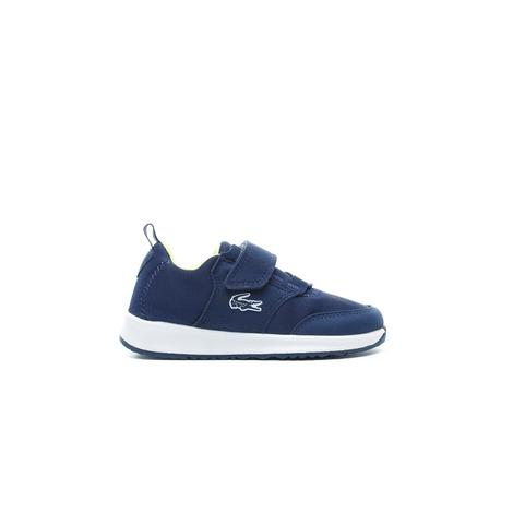 Lacoste Çocuk Lacivert - Beyaz L.ight 119 1 Spor Ayakkabı