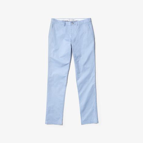 Lacoste Erkek Regular Fit Mavi Pantolon