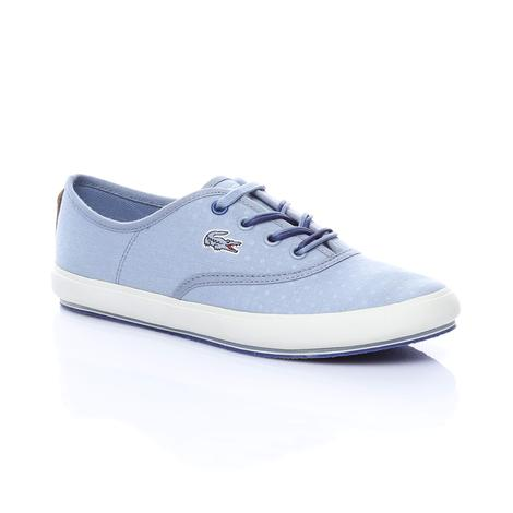 Lacoste Amaud 116 Kadın Mavi Sneaker