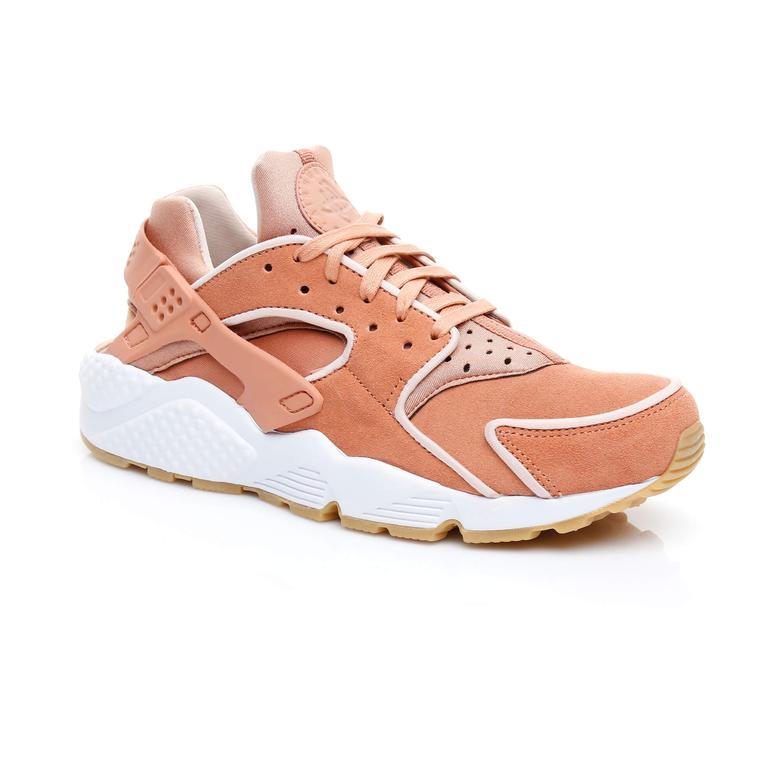Nike Air Huarache Run Premium Kadın Pembe Spor Ayakkabı