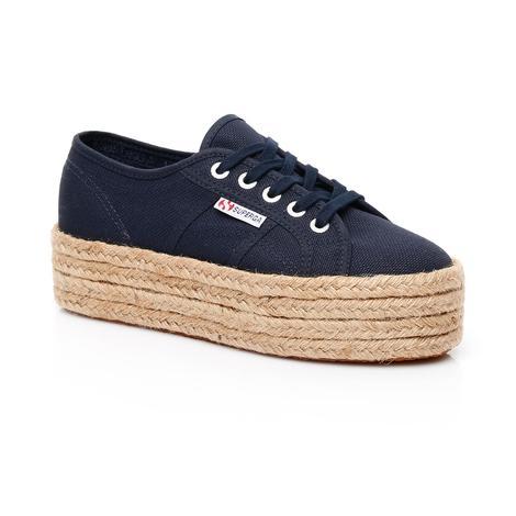 Superga 2790 Cotropew Kadın Lacivert Sneaker