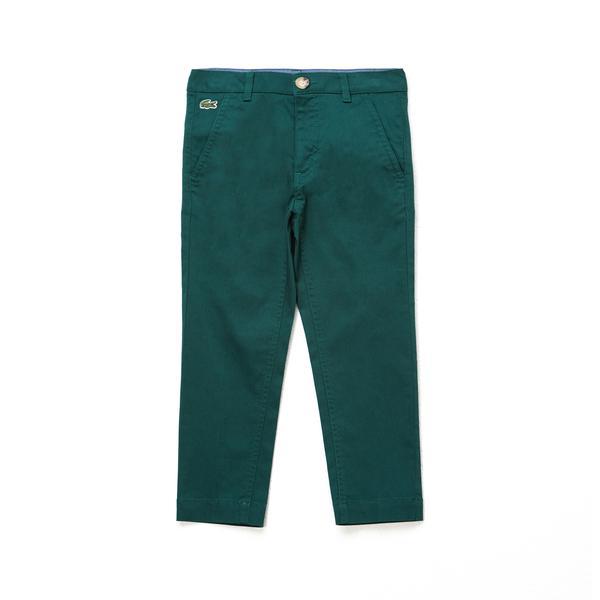 Lacoste Çocuk Yeşil Pantolon