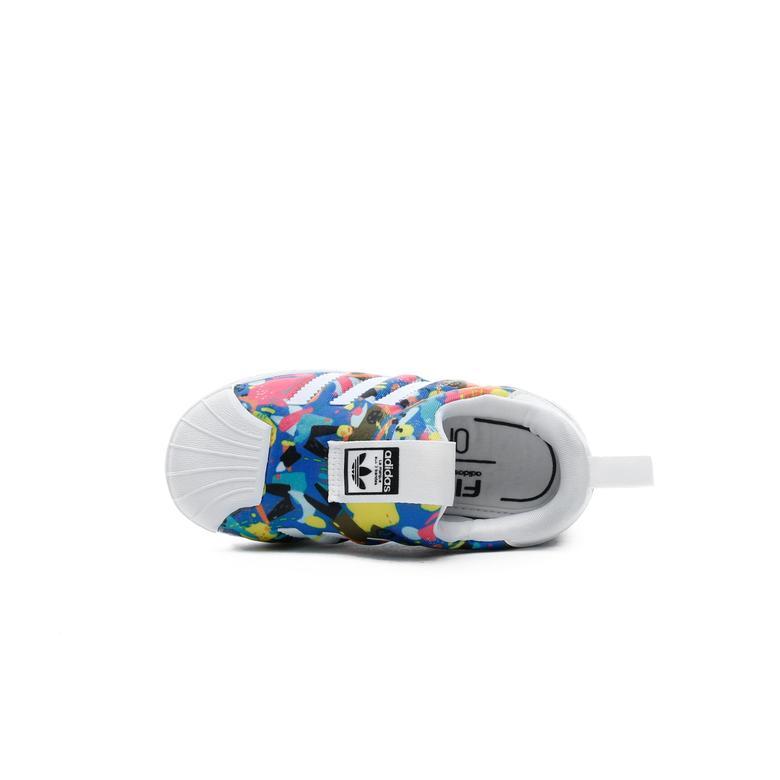 adidas Superstar 360 I Çocuk Renkli Spor Ayakkabı