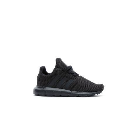 adidas Swift Run Siyah Çocuk Spor Ayakkabı