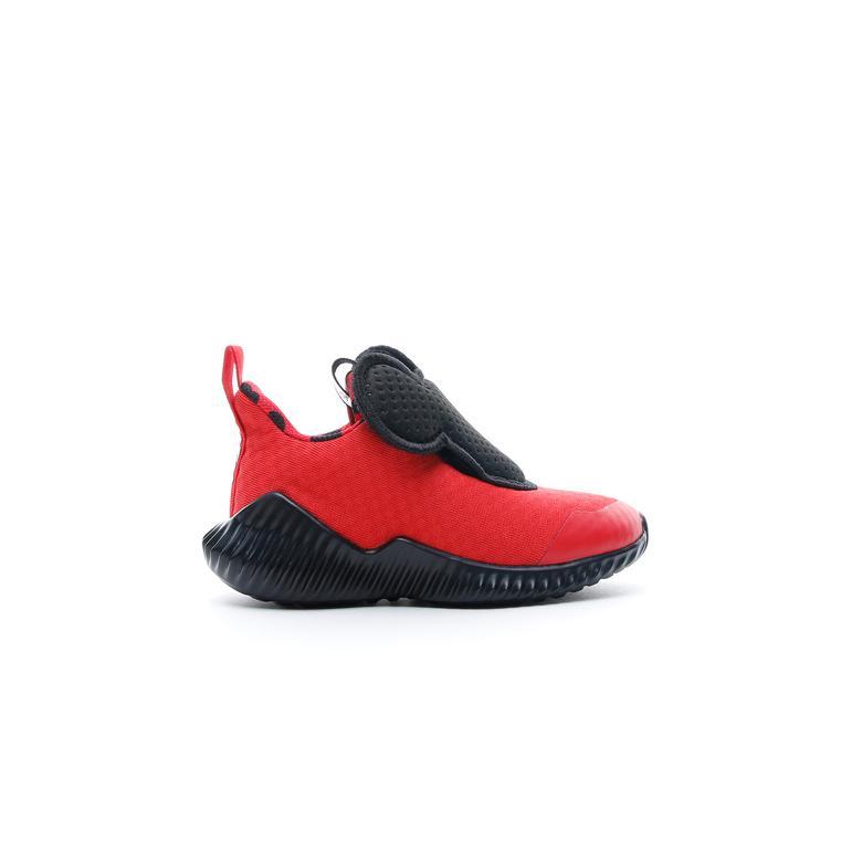 adidas Fortarun Mickey Mouse Kırmızı Bebek Spor Ayakkabı