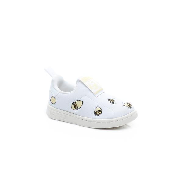 adidas Originals Stan Smith 360 Çocuk Beyaz Spor Ayakkabı