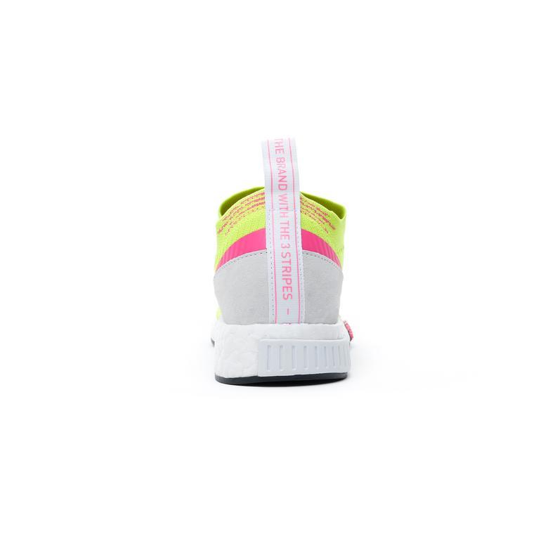 adidas NMD Racer Primeknit Kadın Yeşil Spor Ayakkabı