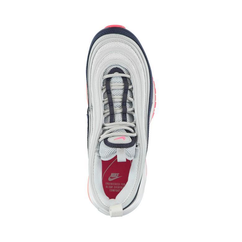 Nike W Air Max 97 Kadın Beyaz - Turuncu Spor Ayakkabı