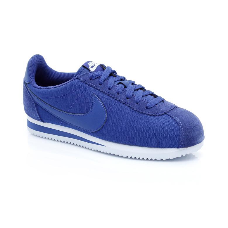 Nike Classic Cortez Erkek Mavi Spor Ayakkabı