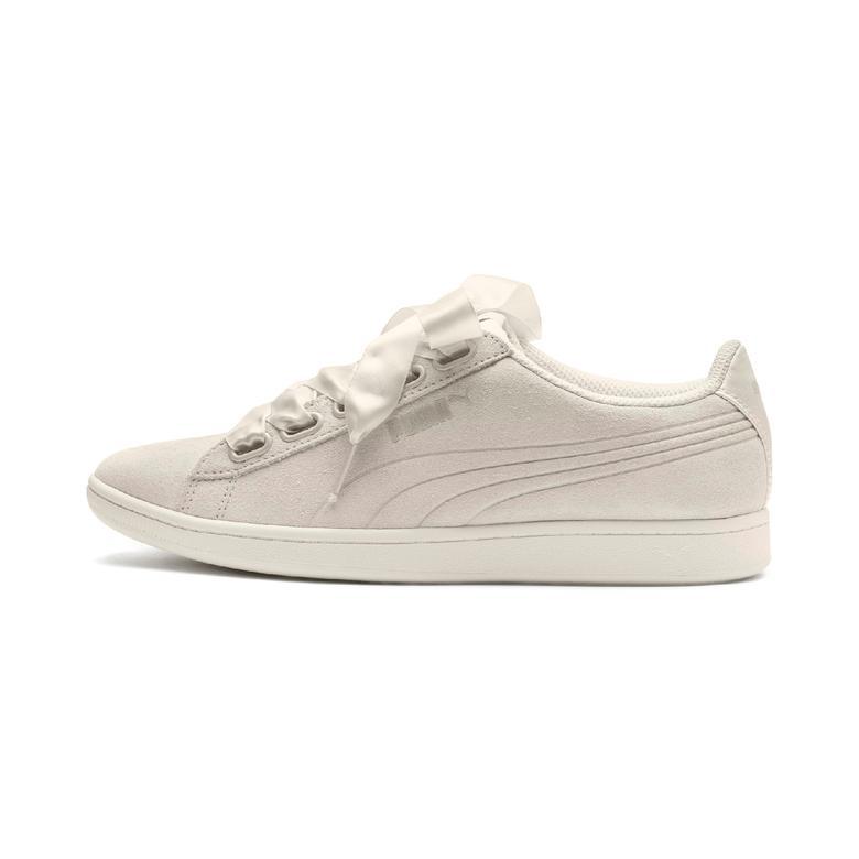 Puma Kadın Beyaz Ayakkabı