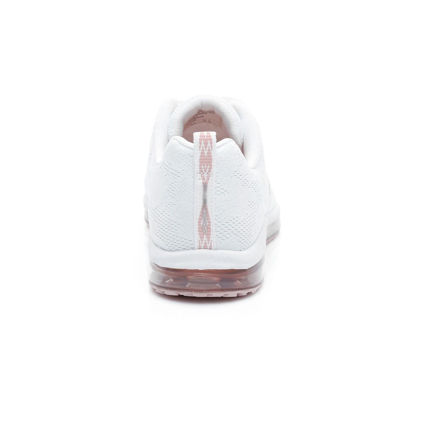 inalámbrico tal vez Destino  Skechers Skech-Air Extreme-Walkout Kadın Beyaz-Pembe-Altın Spor Ayakkabı  12643 | Occasion