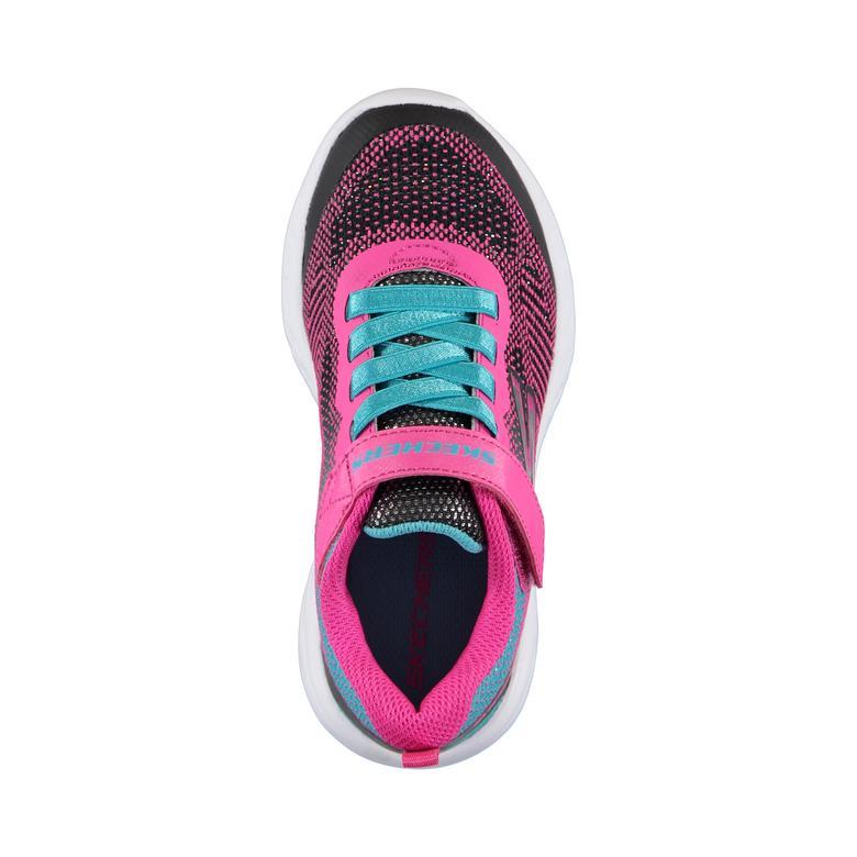 Skechers Go Run 600-Dazzle Strides Kız Çocuk Pembe Spor Ayakkabı