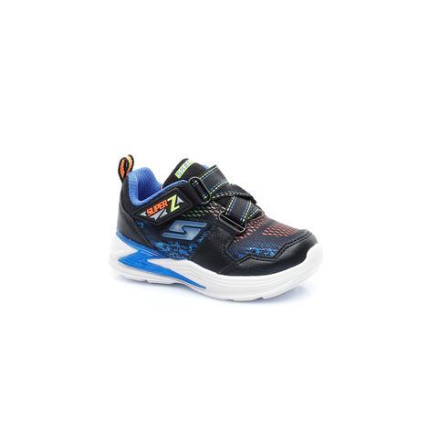 Skechers Erupters III Çocuk Siyah Spor Ayakkabı