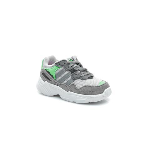 adidas Originals Yung-96 El Çocuk Gri Spor Ayakkabı