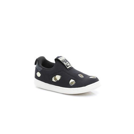 adidas Originals Stan Smith 360 Çocuk Siyah Spor Ayakkabı