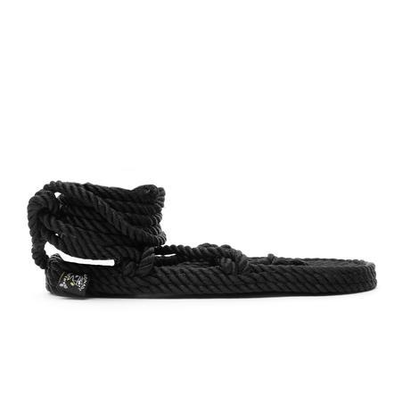 Nomadic State Kadın Siyah Sandalet