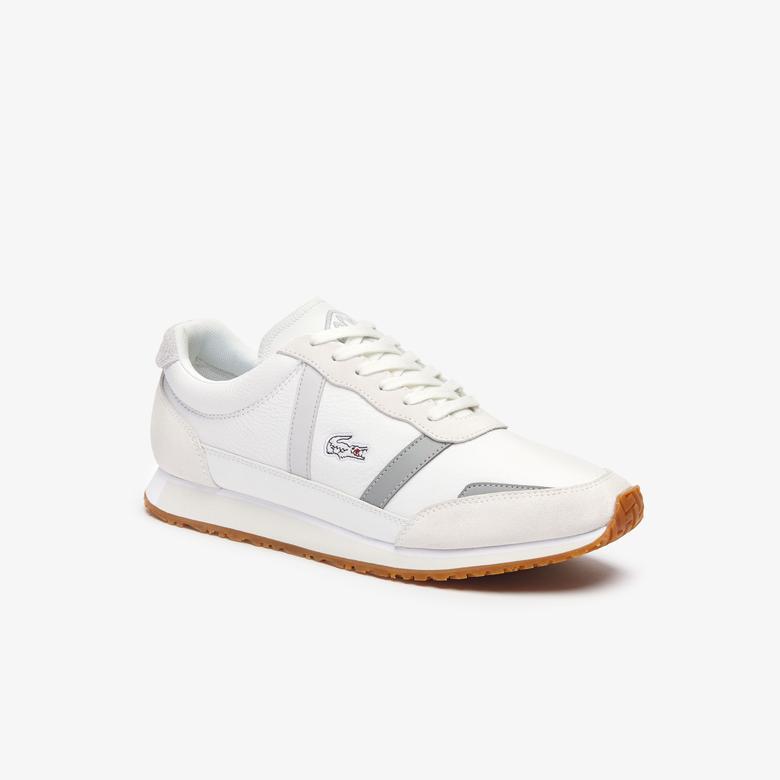 Lacoste Partner 319 1 Sfa Kadın Beyaz - Gri Sneaker