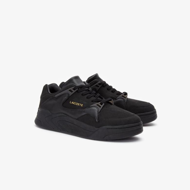 Lacoste Erkek Court Slam 419 1 Sma Siyah Sneaker