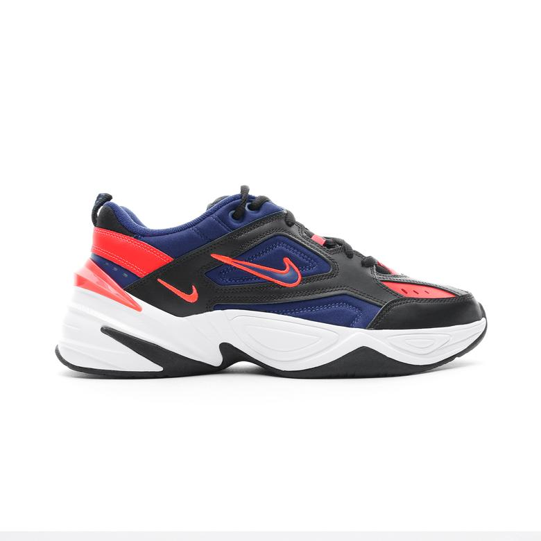Nike M2K Tekno Erkek Siyah - Lacivert Spor Ayakkabı