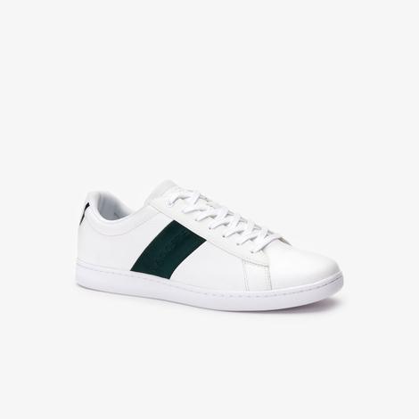 Lacoste Carnaby Evo 319 1 Sma Erkek Beyaz Spor Ayakkabı
