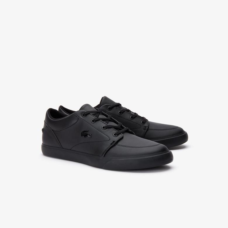 Lacoste Bayliss 419 1 Cma Erkek Siyah Casual Ayakkabı