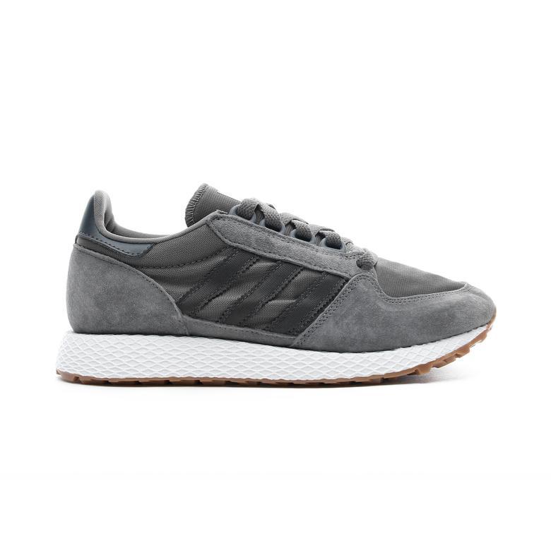 adidas Forest Grove Kadın Gri Spor Ayakkabı