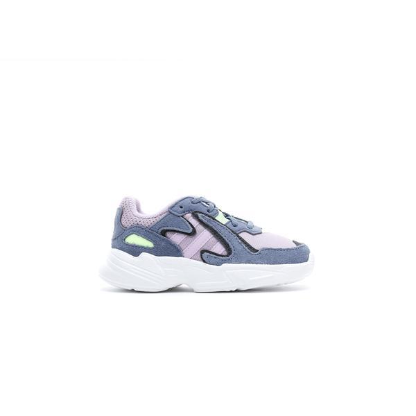 adidas Yung-96 Chasm EL Mavi Çocuk Spor Ayakkabı