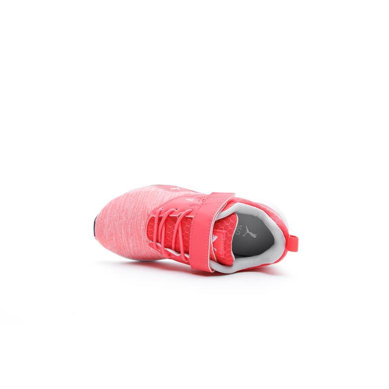 Puma Nrgy Comet V Çocuk Pembe Spor Ayakkabı