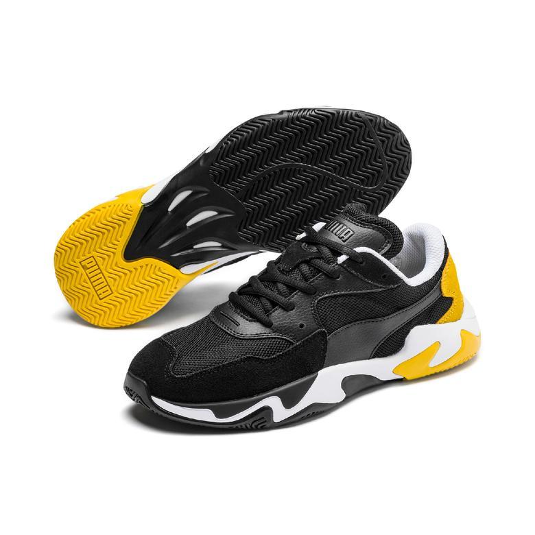 Puma Storm Adrenaline Kadın Siyah Spor Ayakkabı