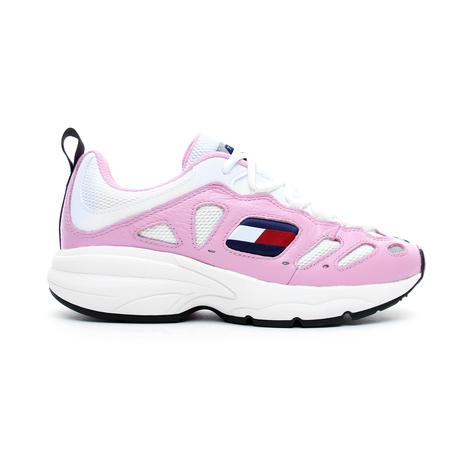 Tommy Hilfiger Retro Kadın Pembe Spor Ayakkabı