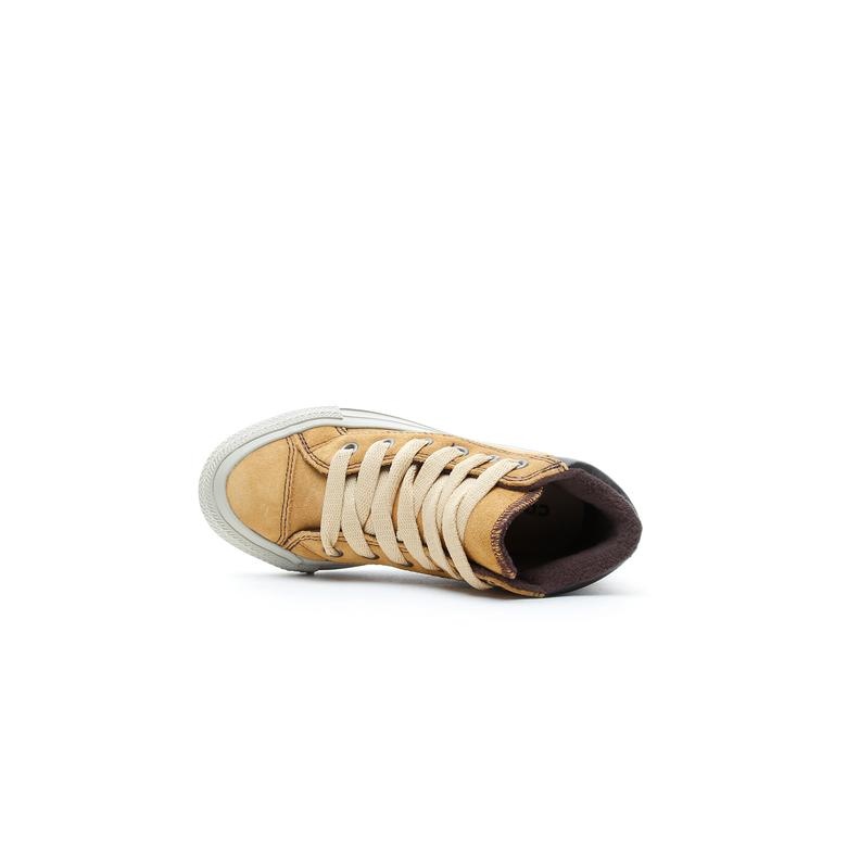 Converse Chuck Taylor All Star Boot Pc Hi Çocuk Sarı Sneaker