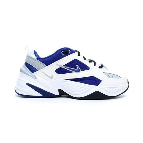 Nike M2K Tekno Beyaz - Lacivert Erkek Spor Ayakkabı