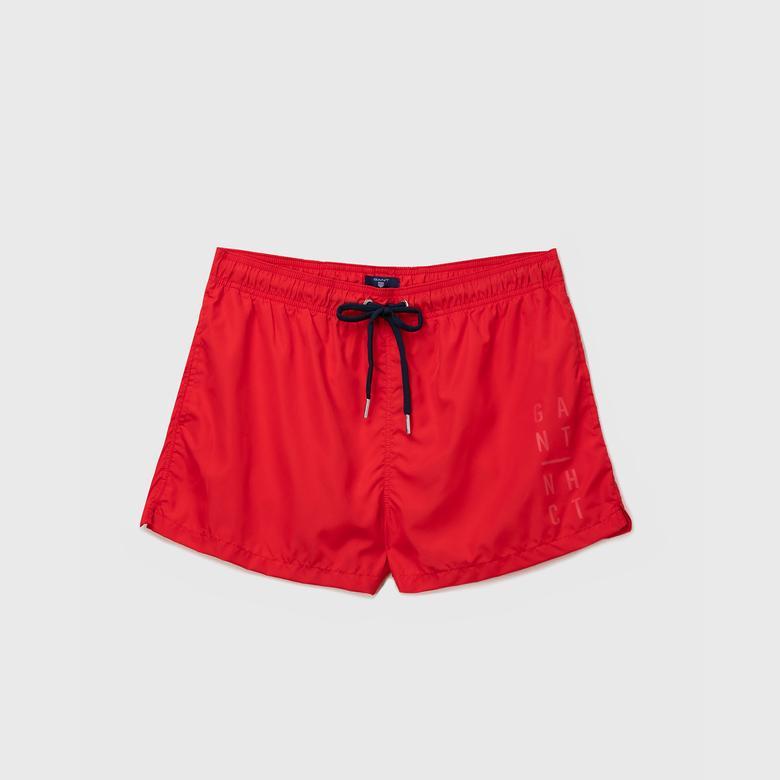 Gant Erkek Kırmızı Mayoşort