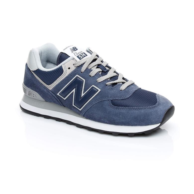 New Balance 574 Evergreen Erkek Lacivert Sneaker