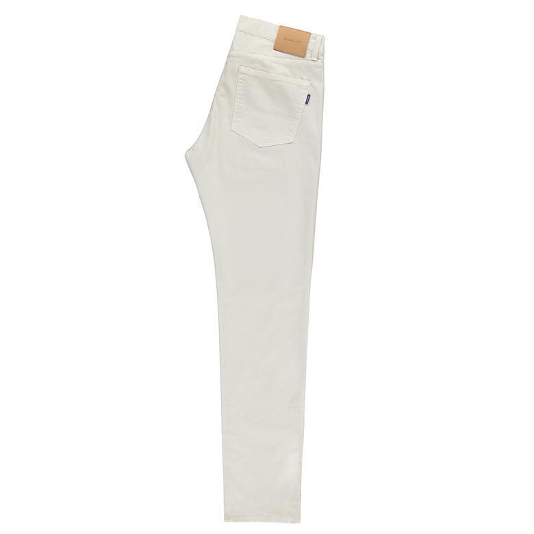 Gant Erkek Slim Canvas Pantolon