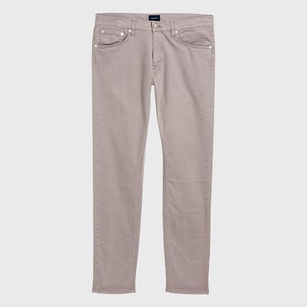 Gant Erkek Bej Denim Pantolon