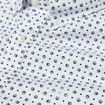 Gant Erkek Beyaz Slim Fit Gömlek