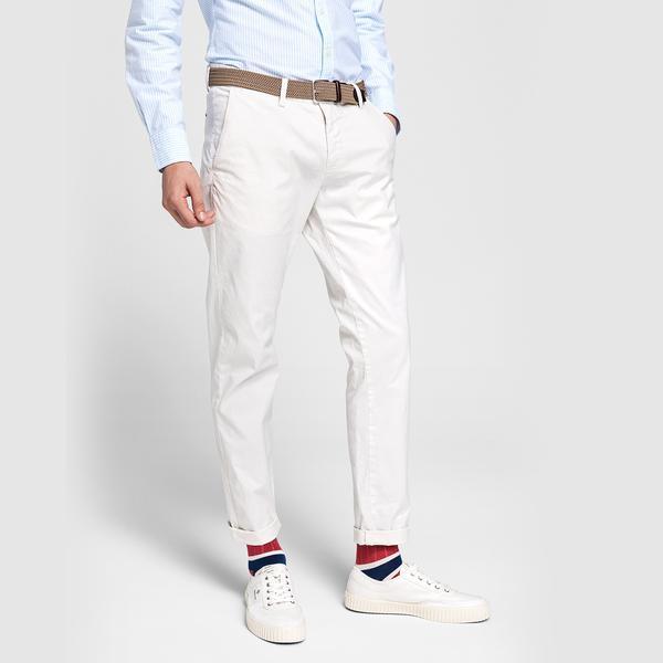 Gant Erkek Krem Rengi Chino Pantolon
