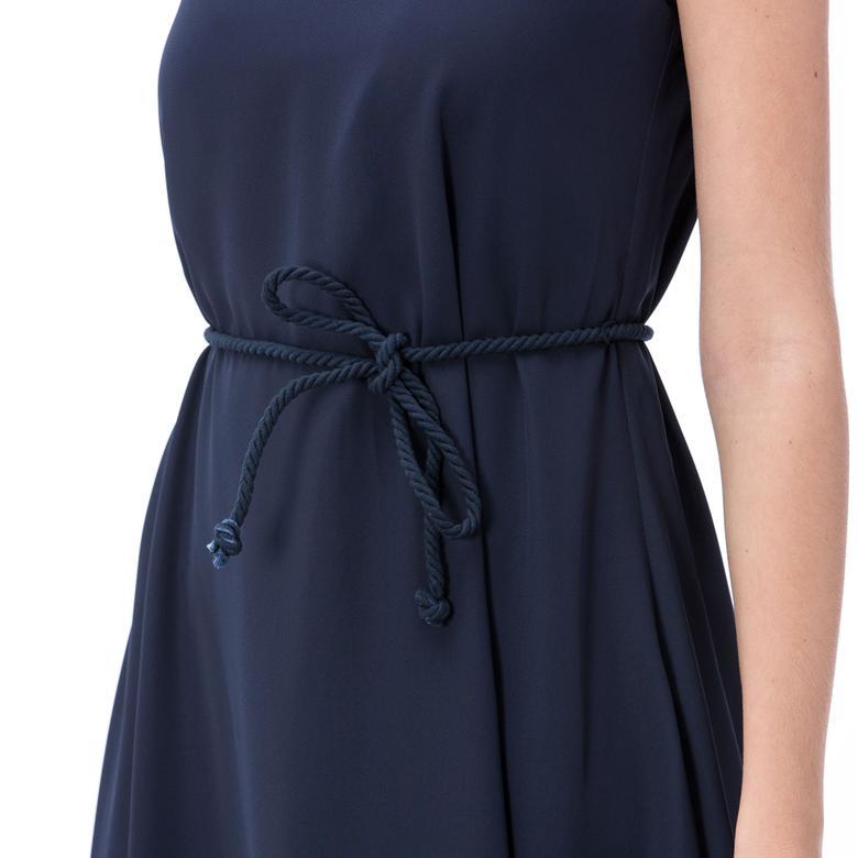 Nautica Kadın Lacivert Askılı Elbise