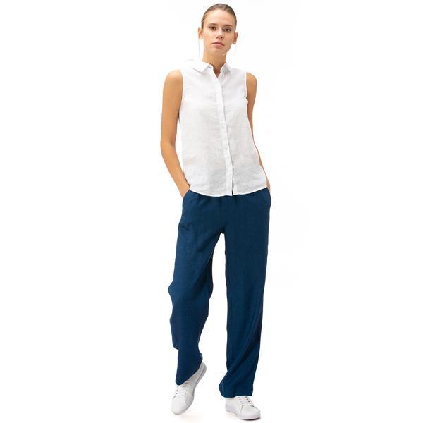 Nautica Kadın Mavi Pantolon