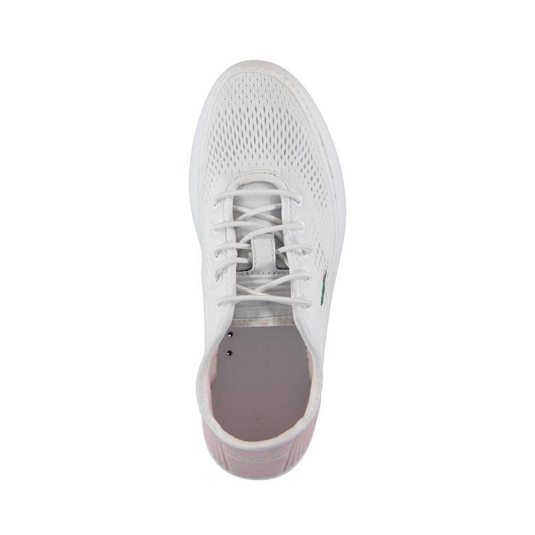 Lacoste Kadın Beyaz - Açık Pembe L.ydro Lace 119 1 Casual Ayakkabı
