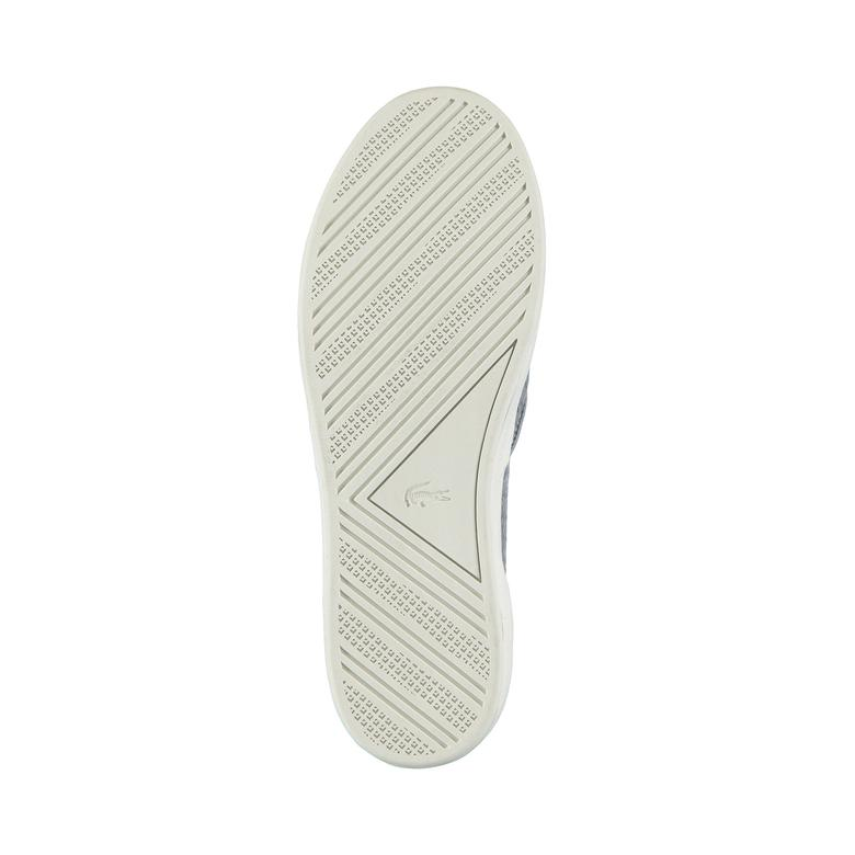 Lacoste Kadın Gümüş - Bej Lancelle Slip 119 2 Casual Ayakkabı