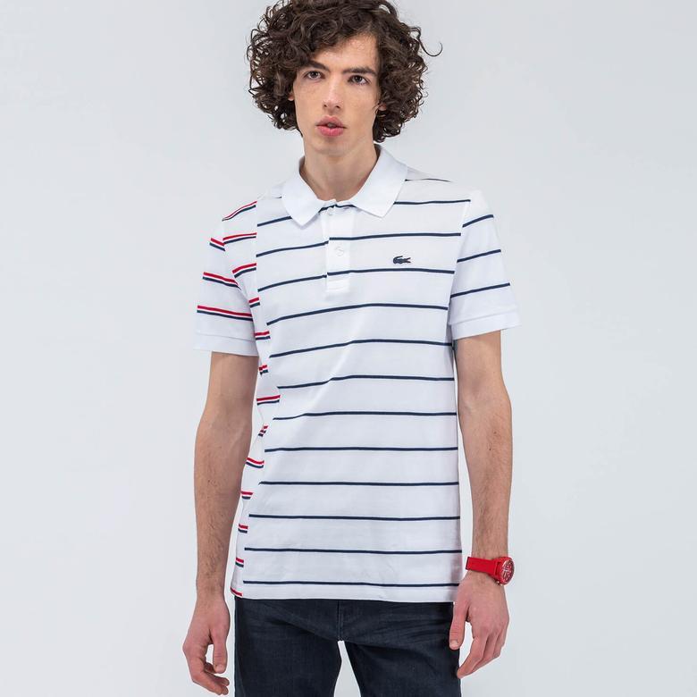 Lacoste Erkek Renkli Polo
