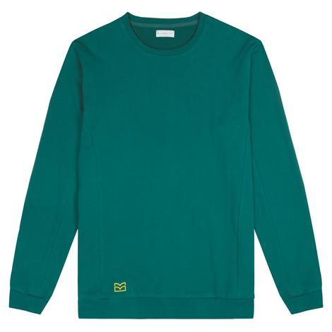 Bluemint Erkek Yeşil Sweatshirt