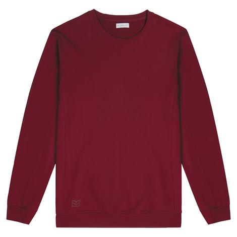 Bluemint Erkek Bordo Sweatshirt