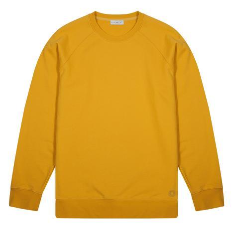 Bluemint Erkek Sarı Sweatshirt